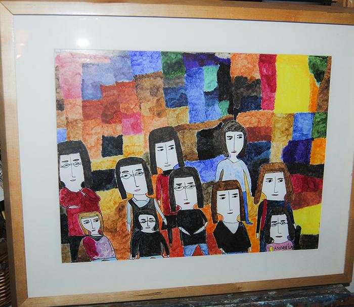 """""""Olika människor"""" av André Larzon"""