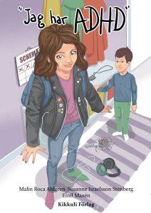 Jag har ADHD, ny bok av Malin Roca Ahlgren