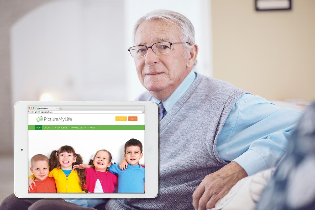 Pilotprojekt för äldre